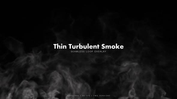 Thumbnail for Thin Turbulent Smoke