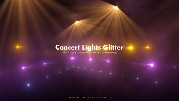 Thumbnail for Concert Lights Glitter 28