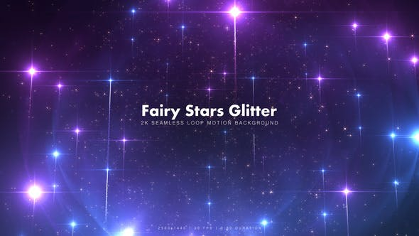 Thumbnail for Fairy Stars Glitter 4