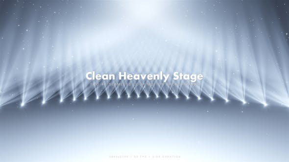 Thumbnail for Clean Heavenly Stage