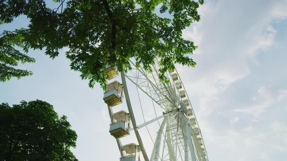 Thumbnail for The Budapest eye in Elizabeth Park