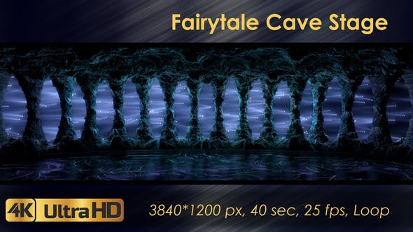 Fairytale Cave Stage