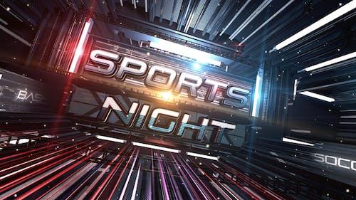 Sports Night Broadcast Pack