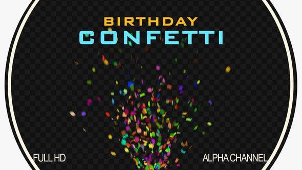 Thumbnail for Birthday Confetti