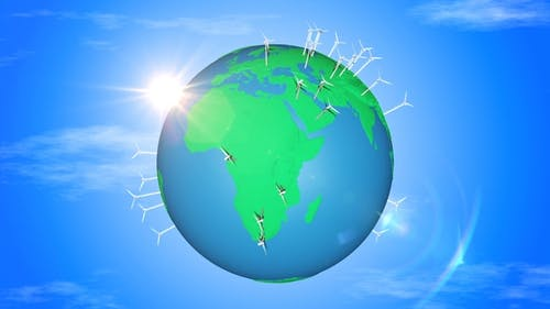 Clean Energy Production on the Earth