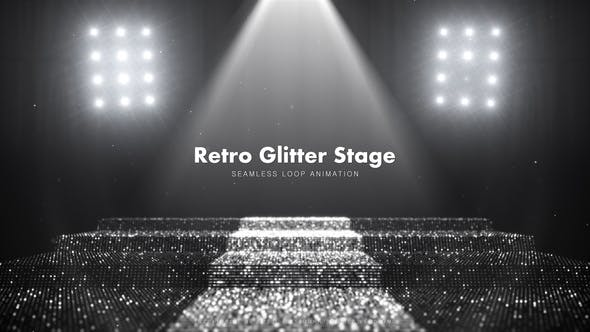 Thumbnail for Retro Glitter Stage