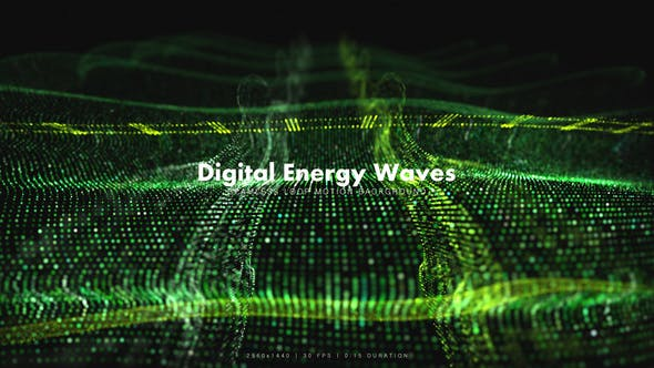 Thumbnail for Digital Energy Waves 3