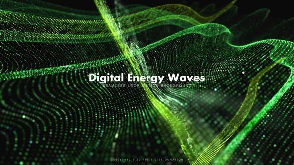 Cover Image for Digital Energy Waves 2