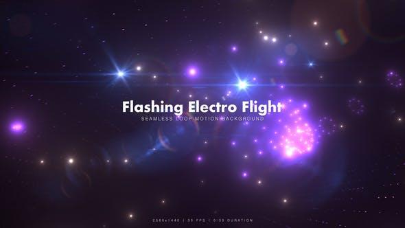 Flashing Electro Flight 5