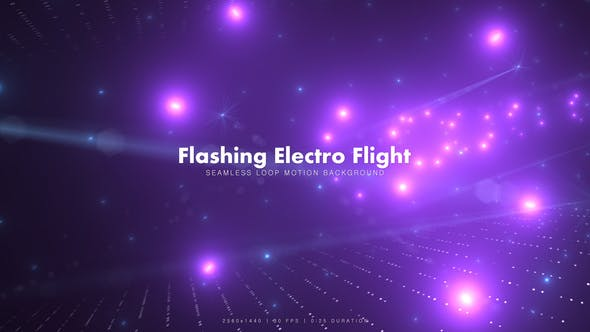 Thumbnail for Flashing Electro Flight 4