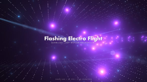 Thumbnail for Flashing Electro Flight 3