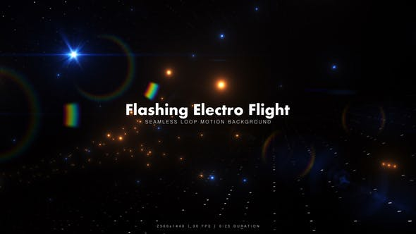 Thumbnail for Flashing Electro Flight 1