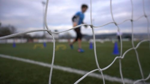 Goalkeeper Football