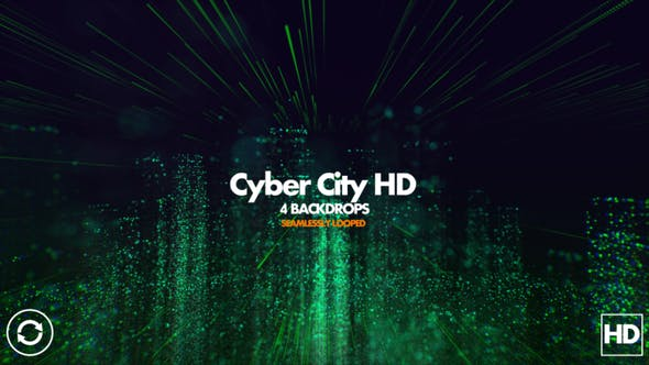 Cyber City HD