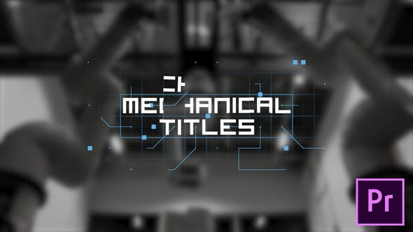 Thumbnail for Mechanical Titles