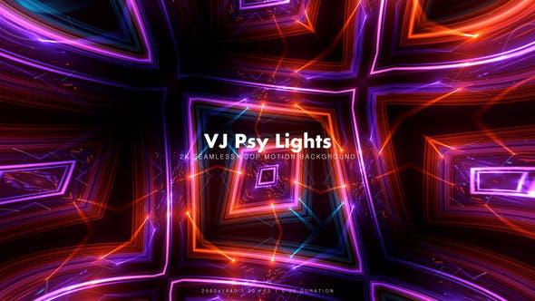 Thumbnail for VJ Psy Lights 18
