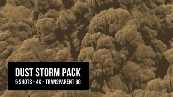Thumbnail for Dust Storm Pack
