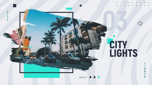 Thumbnail for Brush Modern Promo