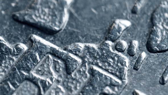 Thumbnail for Minted EU Letters on Euro Coin