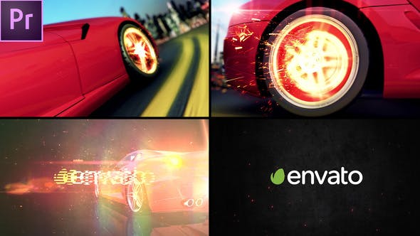 Thumbnail for Car Wheel Logo Reveal