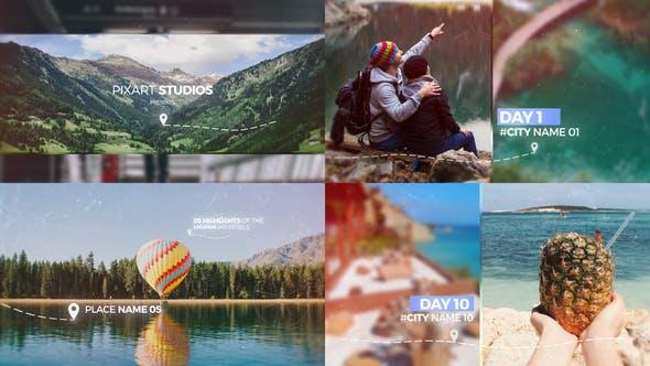 Thumbnail for Travel Memories Slideshow