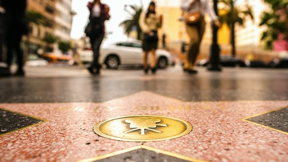 Thumbnail for Hollywood Walk of Fame