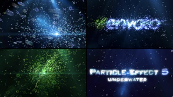Thumbnail for Particle Effect 5 (Underwater)