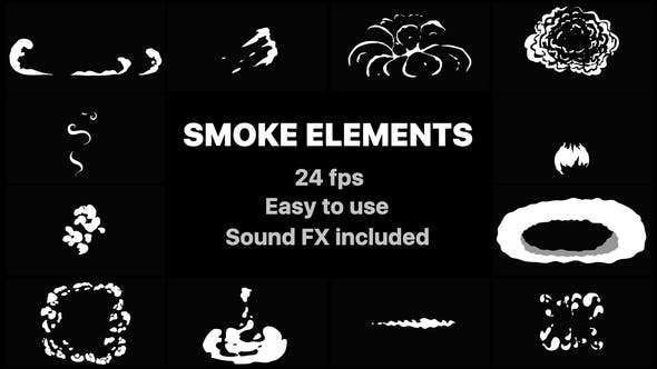 Thumbnail for Flash FX Smoke Elements