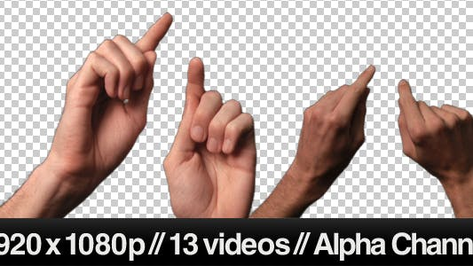 Thumbnail for Touch Screen Finger Gesture - Zooming In and Out