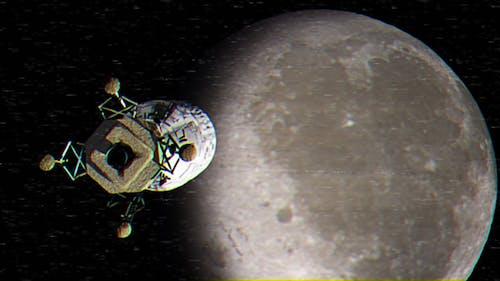 Apollo Approaches the Moon