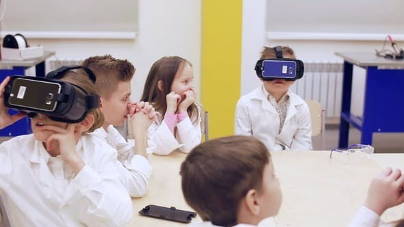 Thumbnail for Science and Technology for Children in a Modern School