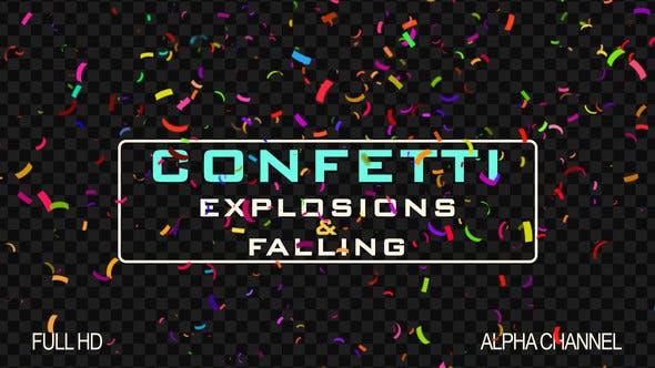 Thumbnail for Konfetti Explosion