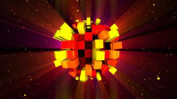 Thumbnail for Neon Disco Ball