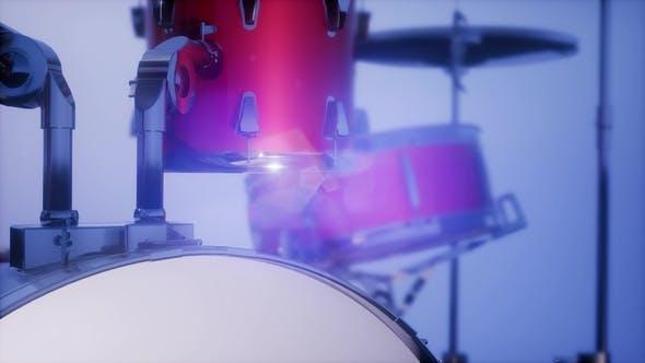 Thumbnail for Drum Set
