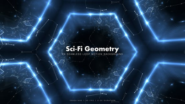 Thumbnail for Sci-Fi Geometry 4