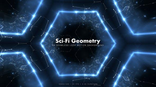 Thumbnail for Sci-Fi Geometry 4
