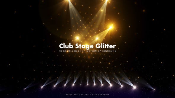 Thumbnail for Club Stage Glitter 24