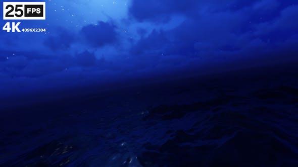 Thumbnail for Sea Night 04 4K