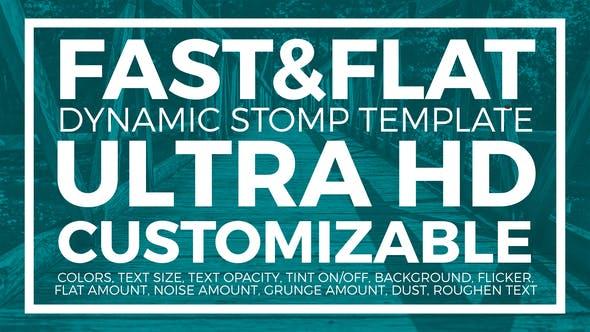 Thumbnail for Flat & Fast Stomp