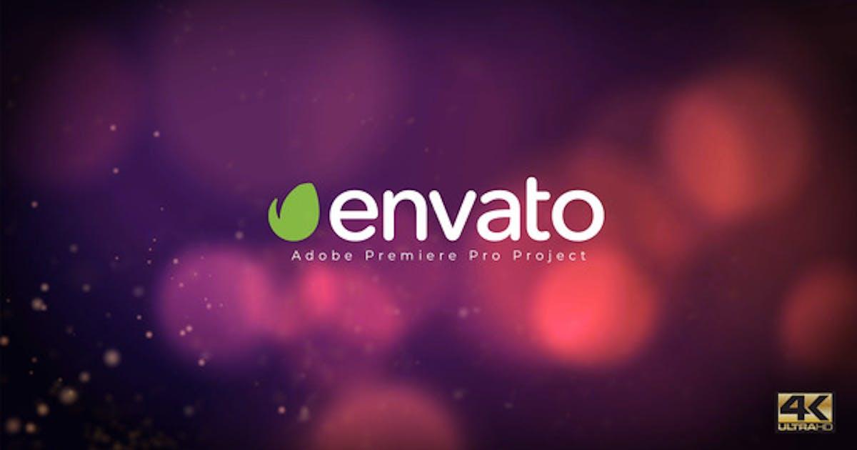 Download Particle Burst Logo Reveal Premiere Pro by miseld