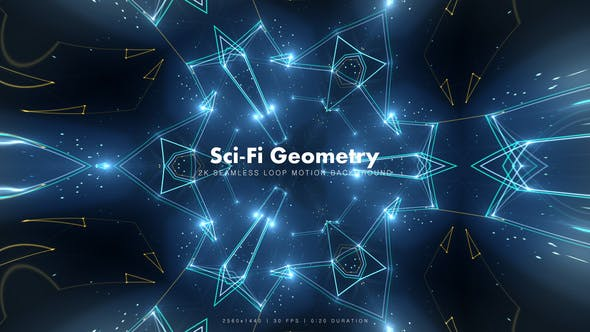 Thumbnail for Sci-Fi Geometry 1