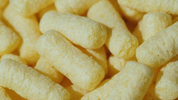 Thumbnail for Corn Sticks - Light Snack
