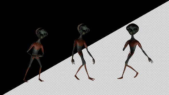 Thumbnail for Alien Dance Routine