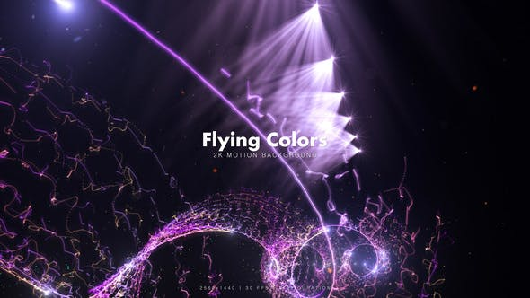 Thumbnail for Flying Colors 9