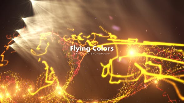 Thumbnail for Flying Colors 8