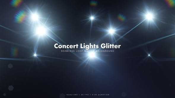 Thumbnail for Concert Lights Glitter