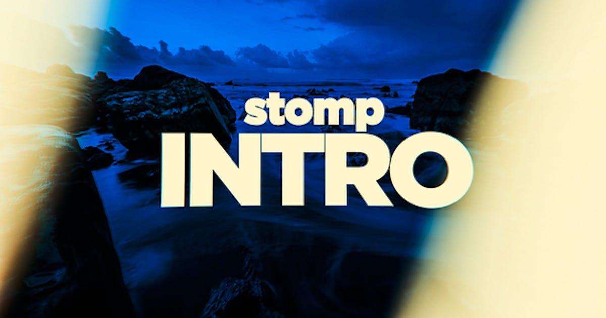 Download Stomp Intro by BarraQda