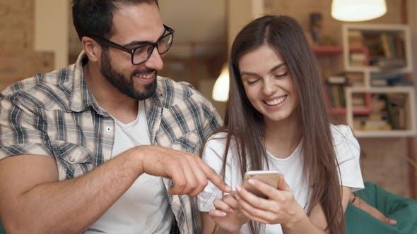 Thumbnail for Couple Select Selfie