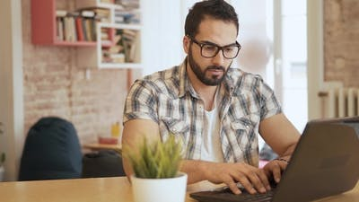 Man Refuses Coffee During Work