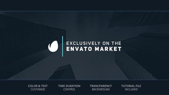 Download Video Titles Templates - Envato Elements